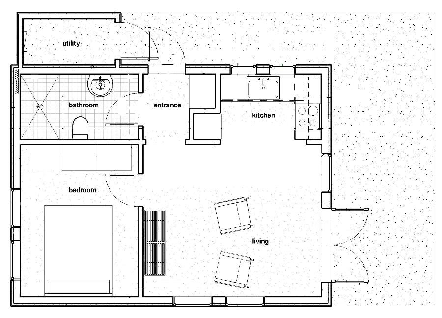 Laneway Garden Suite Pacific Homes