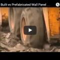 stick built vs prefabricated wall panels video image