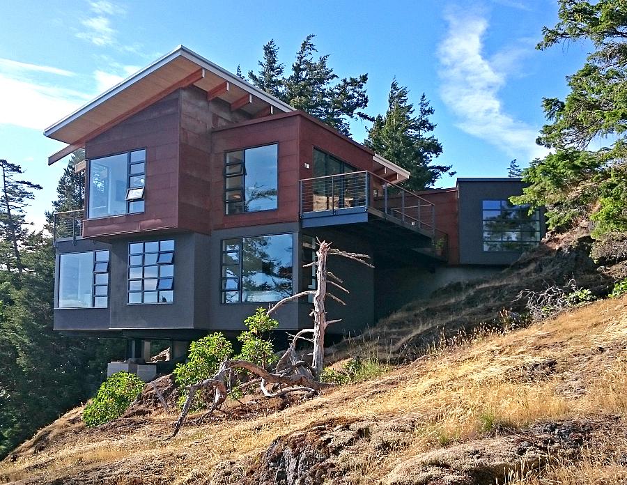 Energy Efficient Westcoast Prefab Cottage Pacific Homes