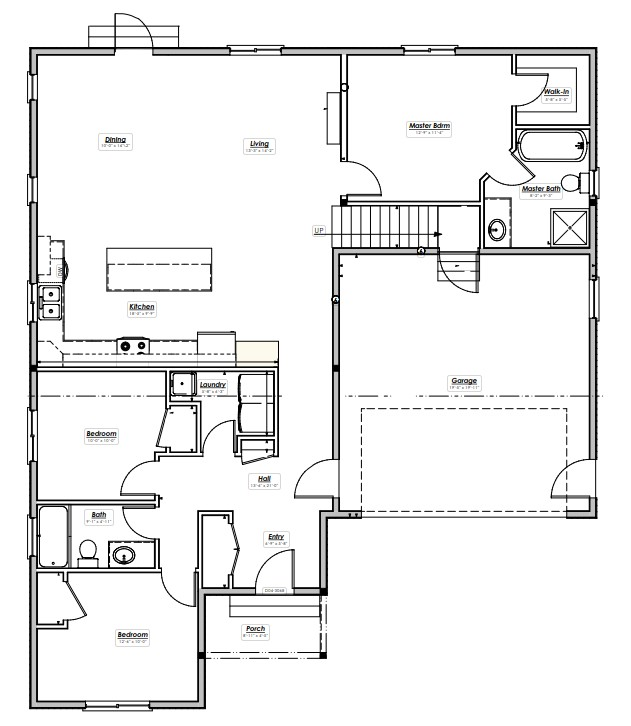 deltamainfloorplan Pacific Homes – Pacific Homes Floor Plans