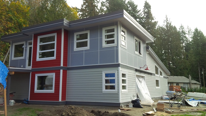 Modern Contemporary Home Plans