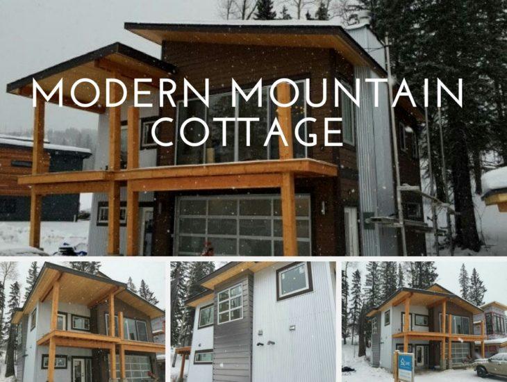 Modern Mountain Cottage