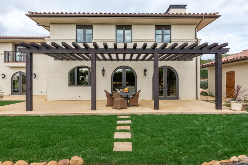 Spanish House Design - Pacific Homes