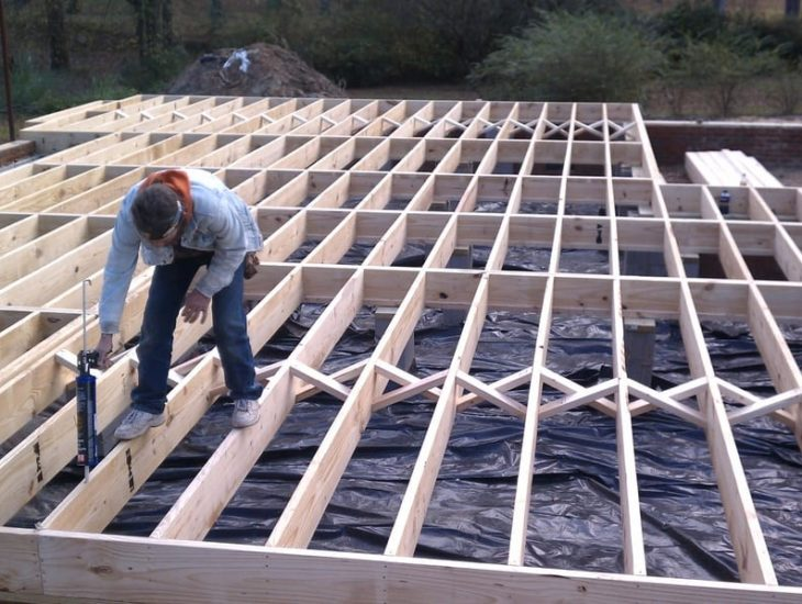 A Guide To Choosing Your Floor Framing System Pacific Homes