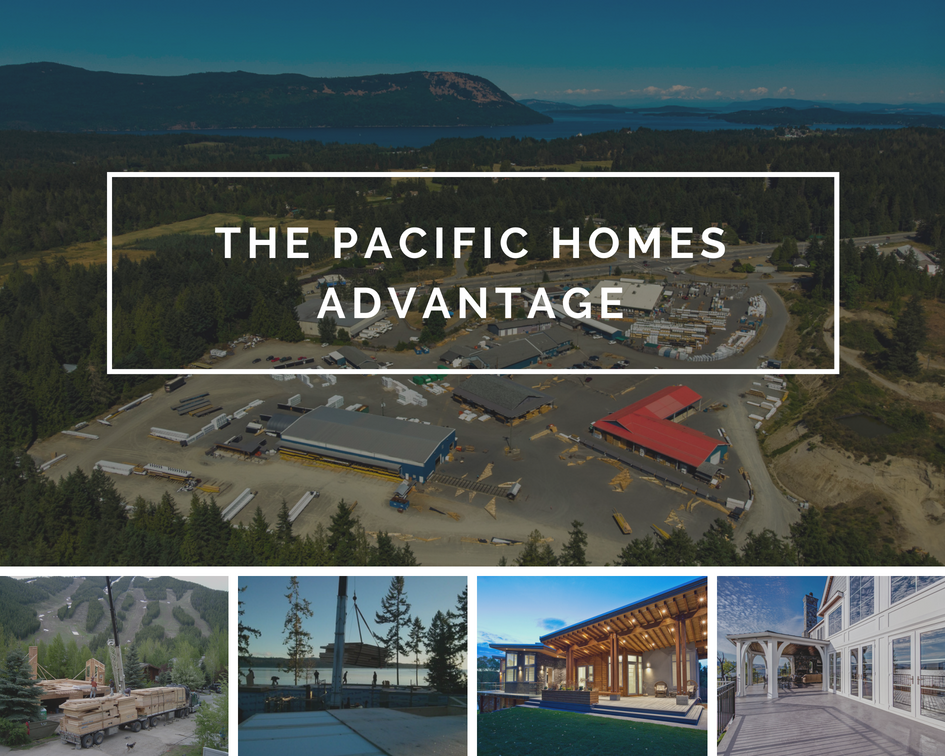 The Pacific Homes Advantage