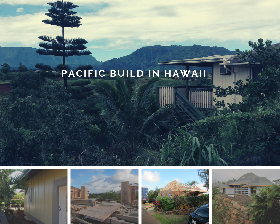Hawaii Building Package
