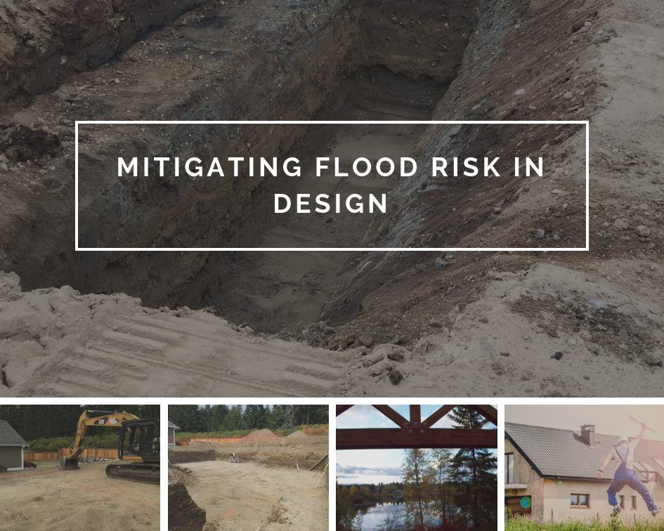 Mitigating flood risk