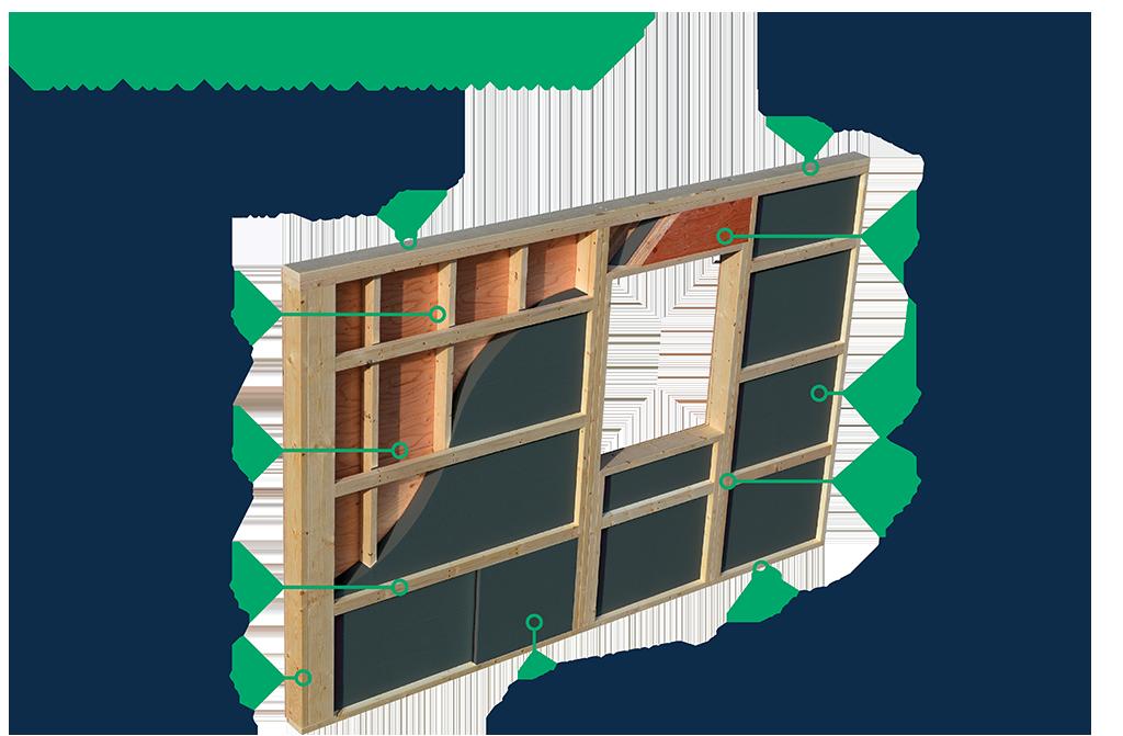 2x10 Pacific SmartWall®