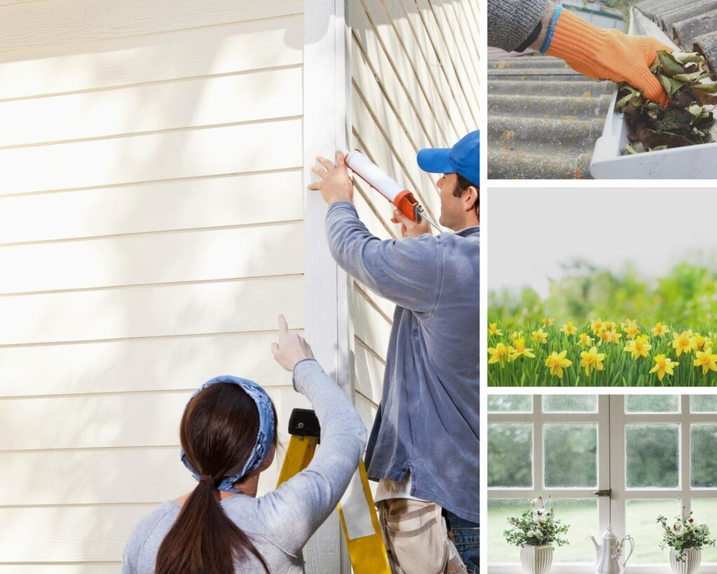 7 Spring Maintenance Tips