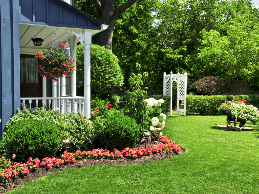 Simplicity in Landscaping