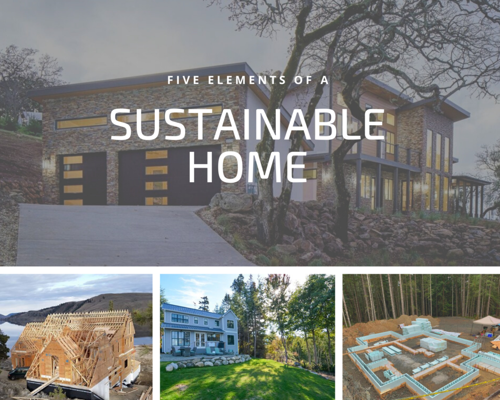 Five Elements of a Sustainable Home