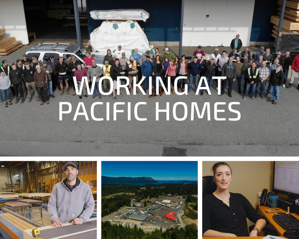 Working at Pacific Homes